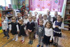 Dzień babci i dziadka 2016 - Zebrzydowa