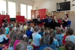 Koncert  - W odwiedzinach u Saszy