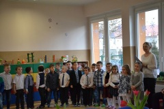 Seniorzy w przedszkolu - 2018